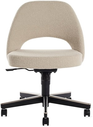 Design Within Reach Saarinen Executive Side Chair with Casters