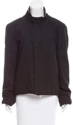 Gucci Casual Zip-Up Jacket