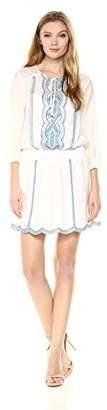 Ella Moss Women's Smocked Dress