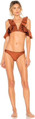 Zimmermann Tali Flutter Bikini Set