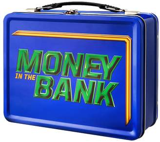 WWE Authentic Wear Money in the Bank Briefcase Lunch Box