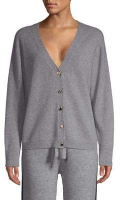 Escada Sport Multi-Button Wool Cardigan