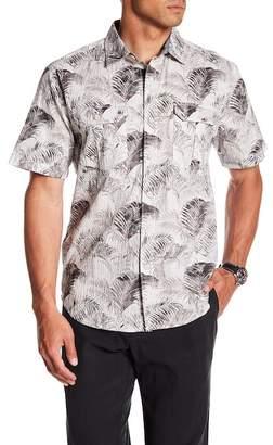 Tommy Bahama Fez Fronds Original Fit Short Sleeve Shirt