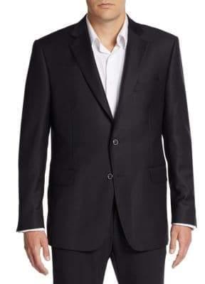 Slim Fit Wool Sportcoat