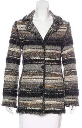 Missoni Wool Striped Jacket