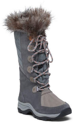 Waterproof Cozy Lined Cold Weather Boots