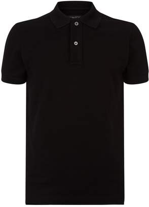 Tom Ford Cotton Tennis Polo Shirt