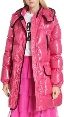 RED Valentino Puffer Coat