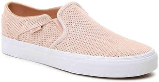 Vans Asher Perforated Slip-On Sneaker - Women's