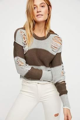 NSF Presley Stripe Sweater