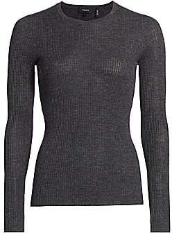 Theory Women's Wool Turtleneck Sweater