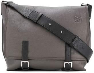 Loewe military messenger bag