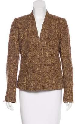 Akris Wool Bouclé Jacket