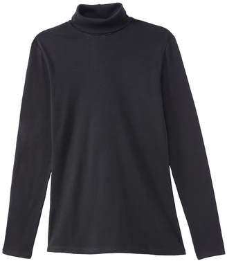Benetton Long-Sleeved Roll Neck T-Shirt