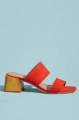 Bernardo Bri Heeled Sandals