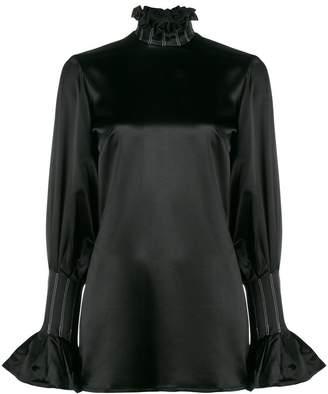 Athena Beaufille high neck blouse