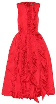 Simone Rocha Moncler Genius 4 MONCLER midi dress