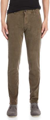 Gaudi' Gaudi Jeans Dark Olive Corduroy Pants