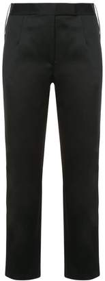 Marchesa cropped tailored trousers