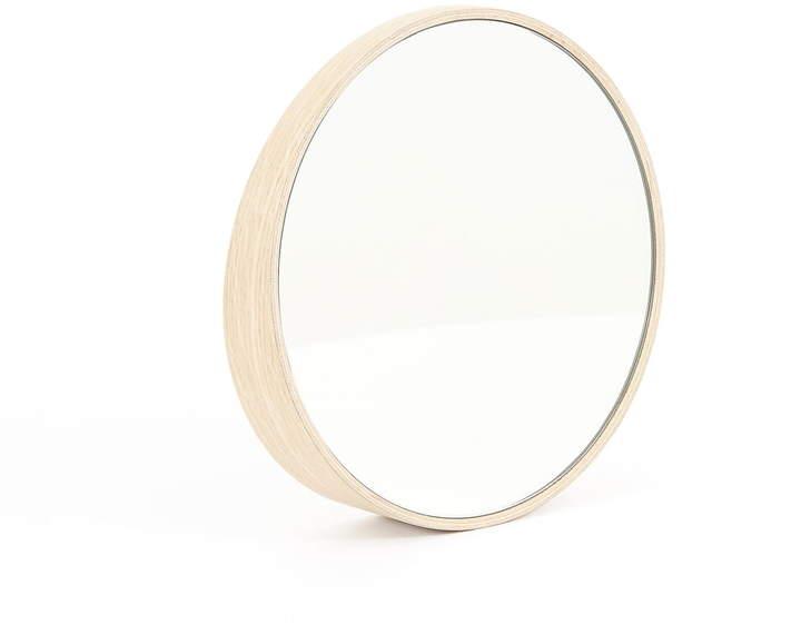 Hartô - Odilon Spiegel, Eiche natur, 25 cm
