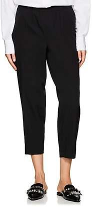 Comme des Garcons Women's Wool Drawstring Crop Pants