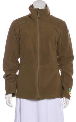 Burton Zip-Up Athletic Jacket