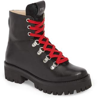 b08c4b817c4 ... Steve Madden Boom Hiker Boot with Genuine Calf Hair