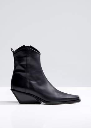 Ann Demeulemeester Heeled Western Ankle Boots