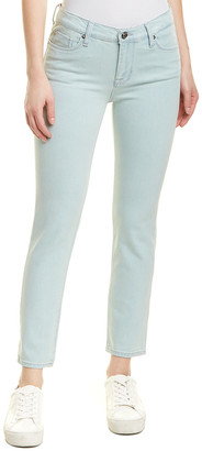 Hudson Jeans Tally Sage Extract Skinny Crop