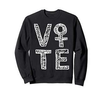 Women Vote Them Out Midterm Election Voting Sweatshirt Sweat