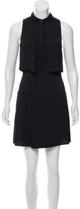 Belstaff Sleeveless Button-Up Dress