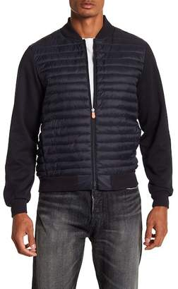 Save The Duck Leisure Quilted Bomber Jacket