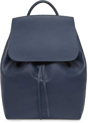 Mansur Gavriel Calf Men's Backpack - Blu