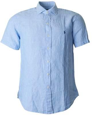 Polo Ralph Lauren Custom Fit Linen Shirt