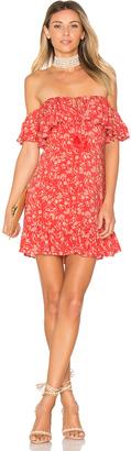 ale by alessandra x REVOLVE Lola Mini Dress $168 thestylecure.com