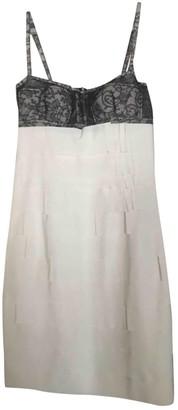 La Perla Ecru Cotton Dress for Women