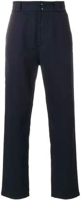 Salvatore Ferragamo high-waisted chinos