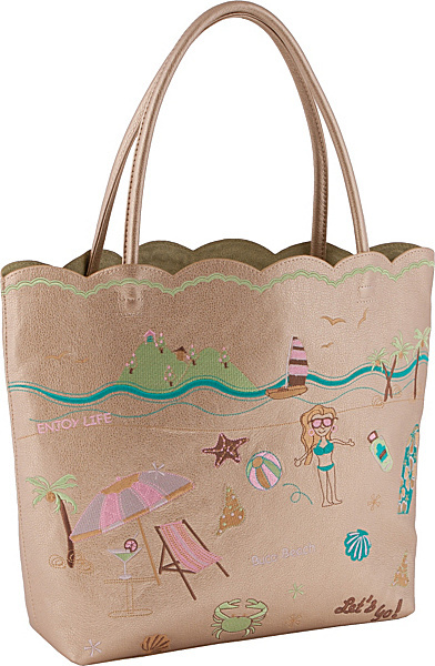 Jesselli Couture Large BUCO Beach