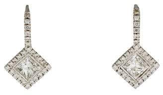 Kwiat Diamond Silhouette Diamond Drop Earrings