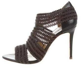 LK Bennett Eloise Crochet Sandals w/ Tags