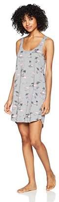 PJ Salvage Women's Playful Prints Nightgown