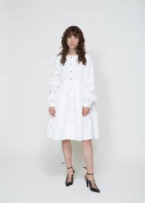 Calvin Klein Long Sleeve Coat Dress