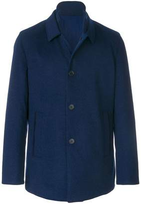 Loro Piana two buttoned slim-fit coat