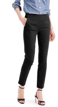 J.Crew 'Martie' Bi-Stretch Cotton Blend Pants