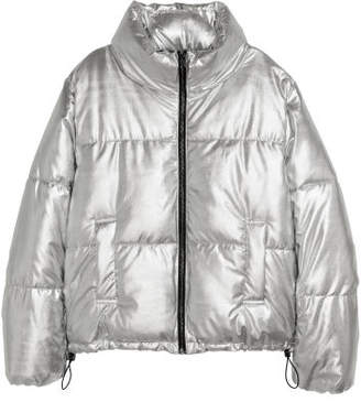 H&M Padded jacket - Silver