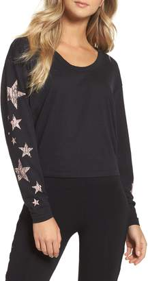 Free People MOVEMENT Melrose Star Graphic Top