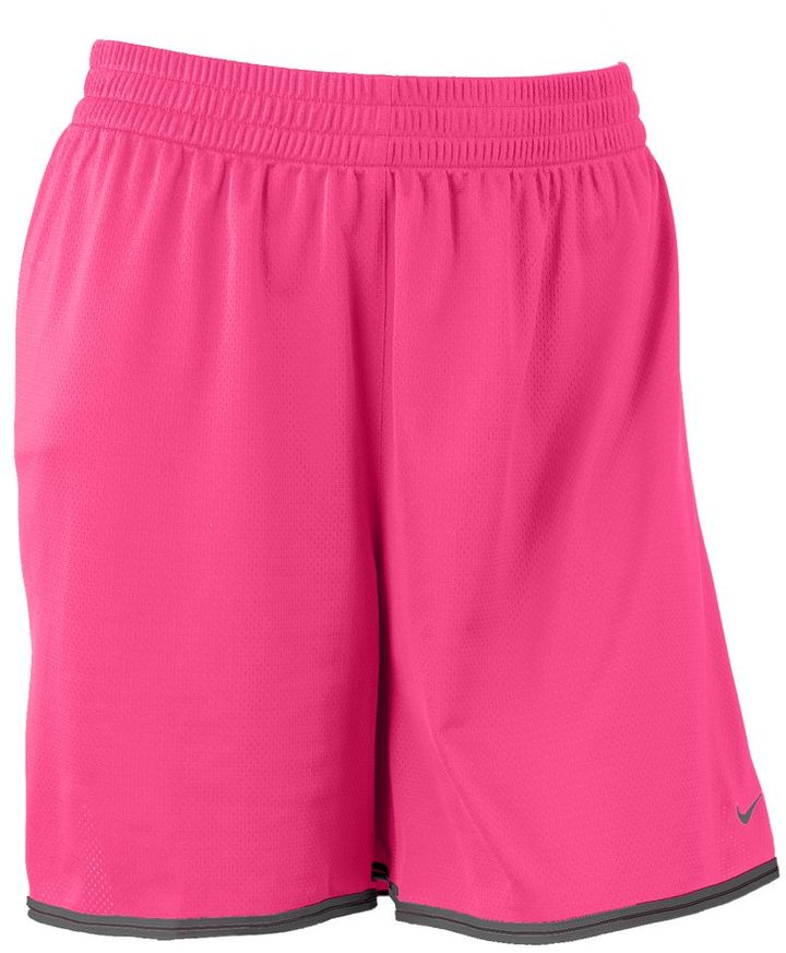 Nike Plus Size Dri-FIT Performance Mesh Shorts