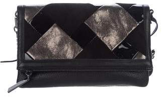 MICHAEL Michael Kors Leather Patchwork Clutch