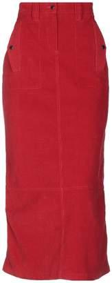 Jeans Les Copains Long skirts