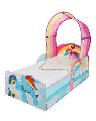 My Little Pony Toddler Bed
